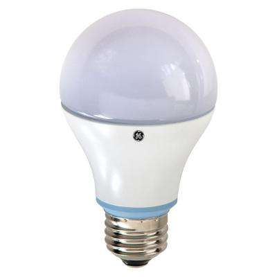 60W Equivalent Reveal (2850K) A19 Dimmable LED Light Bulb