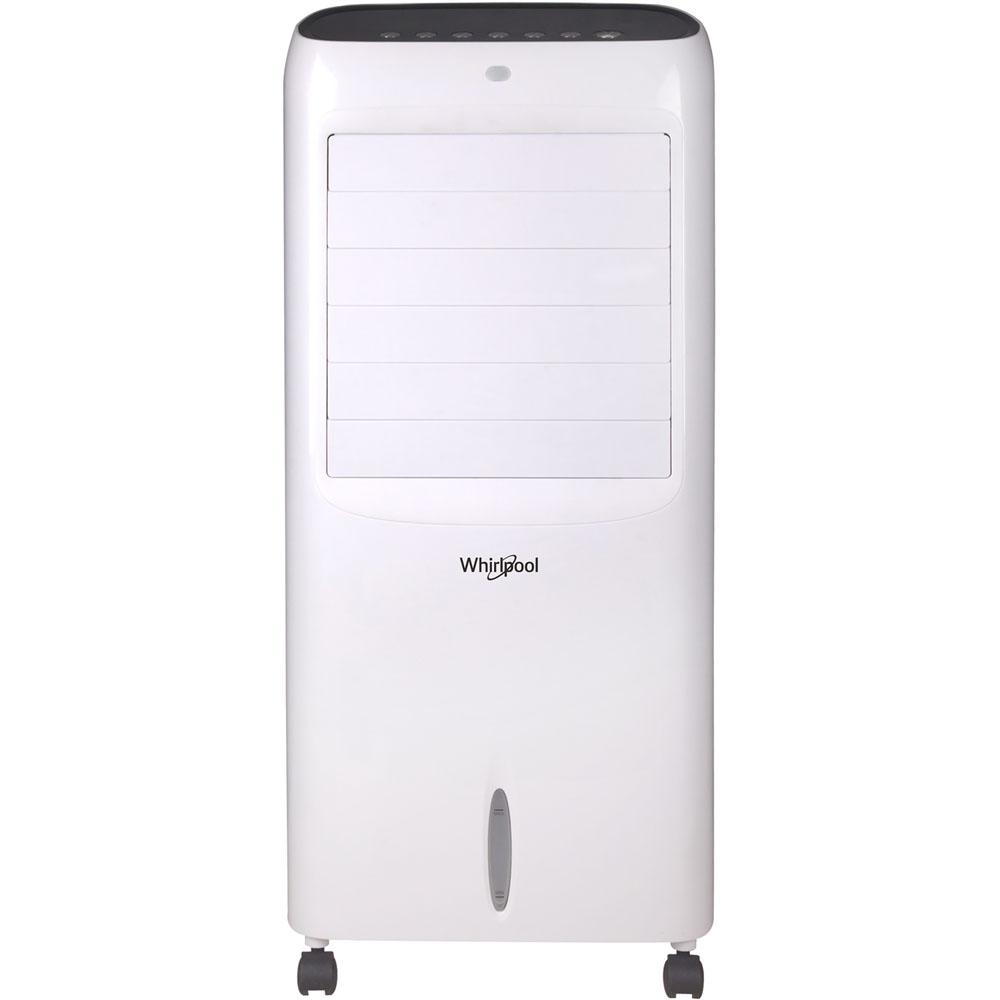 Whirlpool 214 CFM 3 Speed Portable Evaporative Air Cooler in White ...