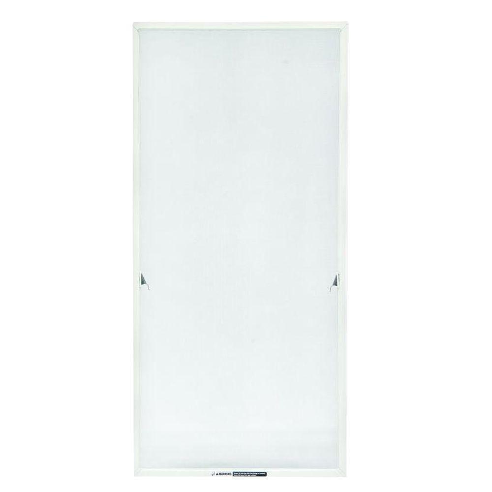 Andersen TruScene 24-15/16 in. x 48-11/32 in. White Casement Insect Screen