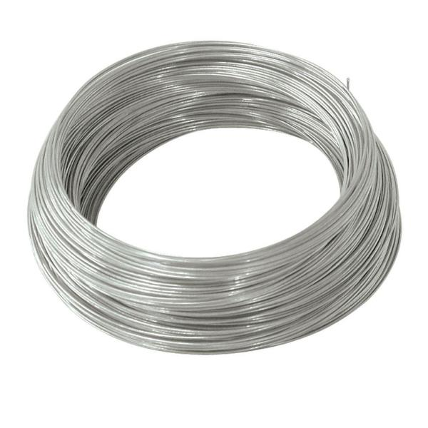 250 ft. 18 lb. 24-Gauge Galvanized Steel Wire