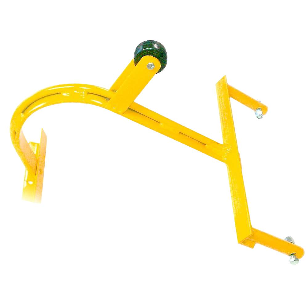 Acro Building Systems Chicken Ladder Hook Reinforced with Wheel