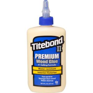 8 oz. Titebond II Premium Wood Glue