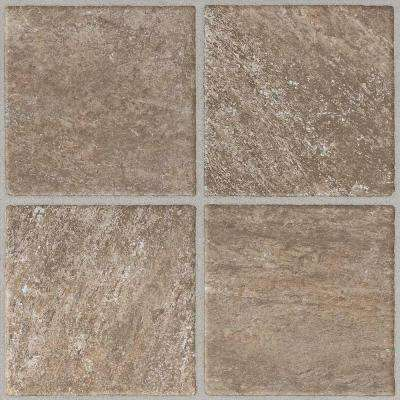 Quartz Stone 12 in. x 12 in. Peel and Stick Vinyl Tile (30 sq. ft. / case)