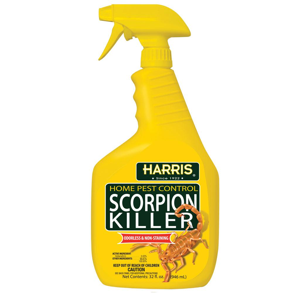 Harris 32 oz Scorpion KillerHSC32 The Home Depot