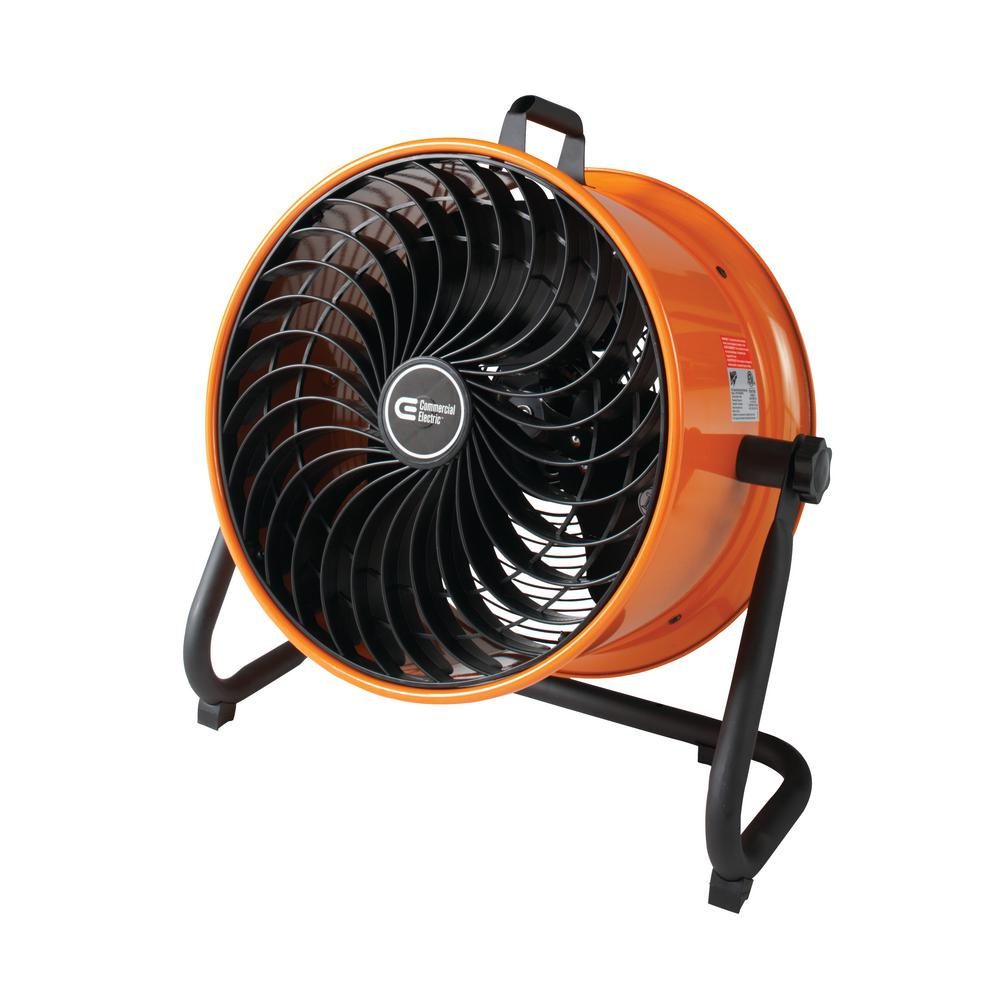 Commercial Electric 16 in. Direct Drive Turbo Fan