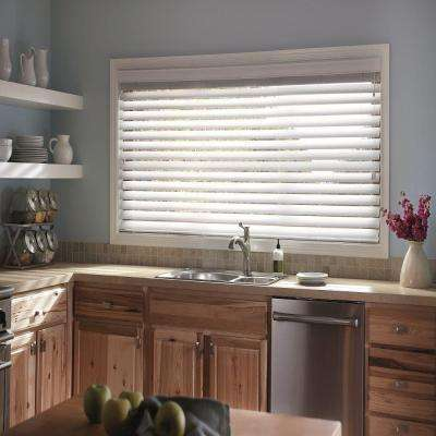 2 in. Faux Wood Blinds