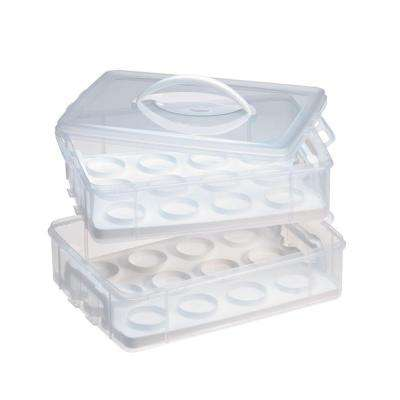 Snap N Stack 2 Layer Cupcake Carrier