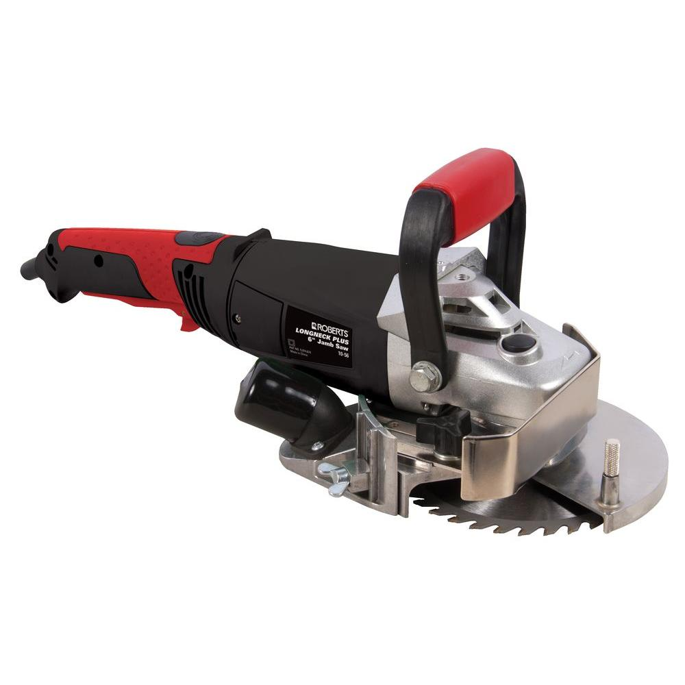 Roberts Long Neck Jamb and Undercut Saw with Case-10-56 ...