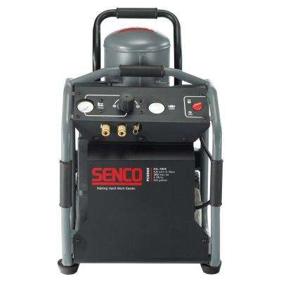 4.5 Gal. 1-3/4 HP Roll Away Electric Air Compressor