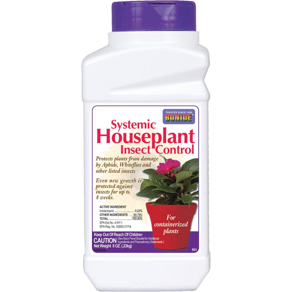 Bonide Systemic Houseplant Insect Control 951 The Home Depot