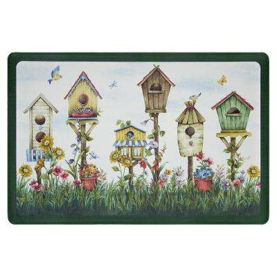 Home Sweet Home 18 in. x 30 in. Anti-Fatigue Mat