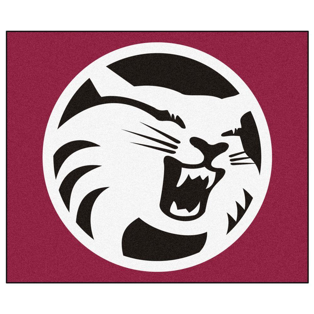 Fanmats Ncaa California State University Chico Maroon 5 Ft