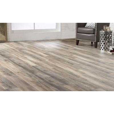 Montrose Oak 12 mm T x 7.5 in W x 50.67 in Length Water Resistant Laminate Flooring (589.44 sq. ft./pallet)