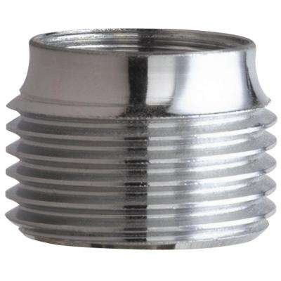 3/4 in. Solid Brass Male to Female Adapter