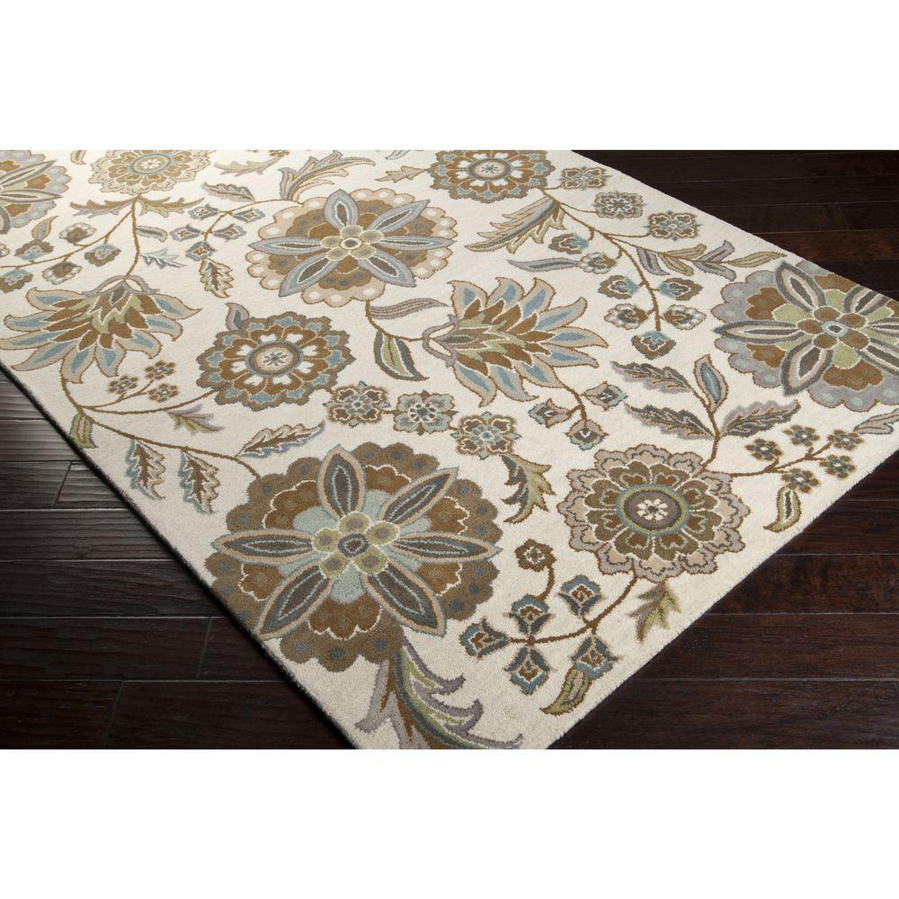 Artistic Weavers Alstonia Iris 12 Ft X 15 Ft Indoor Area Rug S00151003342 The Home Depot