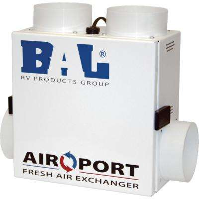Airport Air Exchanger