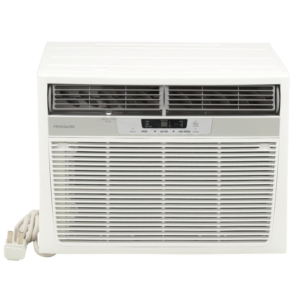 Frigidaire 18 500 Btu Window Air Conditioner With Heat And