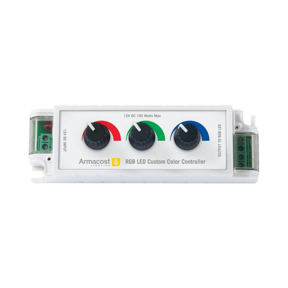 RGB LED Custom Color Lighting Controller