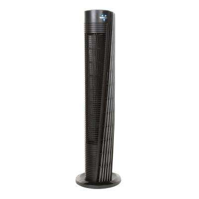 41 in. Full-Size Whole Room V-Flow Tower Circulator