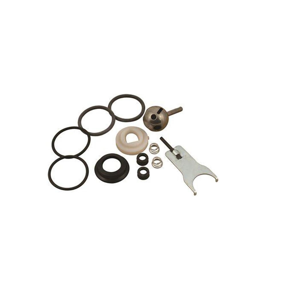 Interline Delta Repair Kit for Kitchen Faucets, Silver