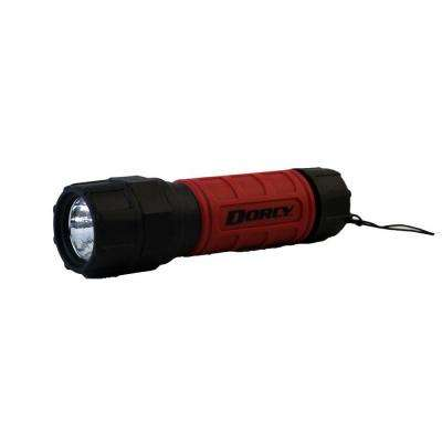 Weather Resistant Unbreakable Night Glow LED Flashlight