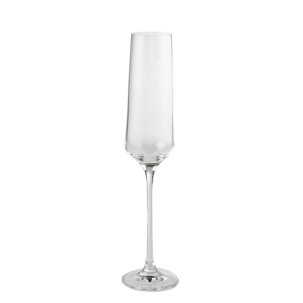 6.5 oz. Fusion Infinity Champagne Flutes