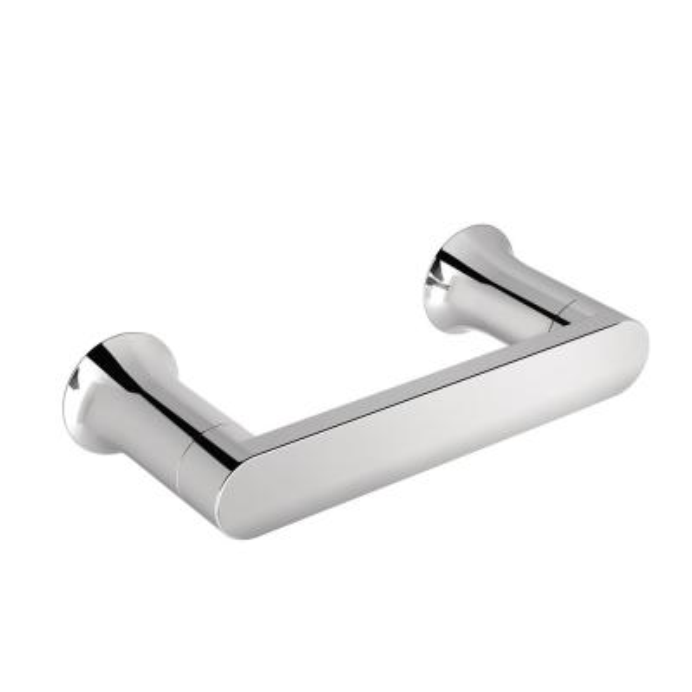 Genta Pivoting Toilet Paper Holder in Chrome