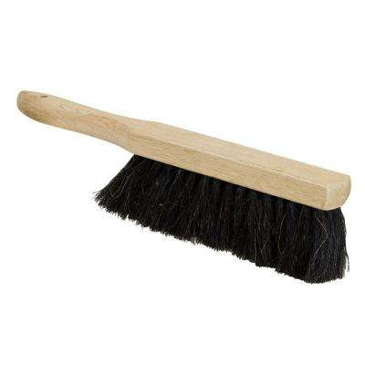 8 in. Professional Horsehair Bench Brush