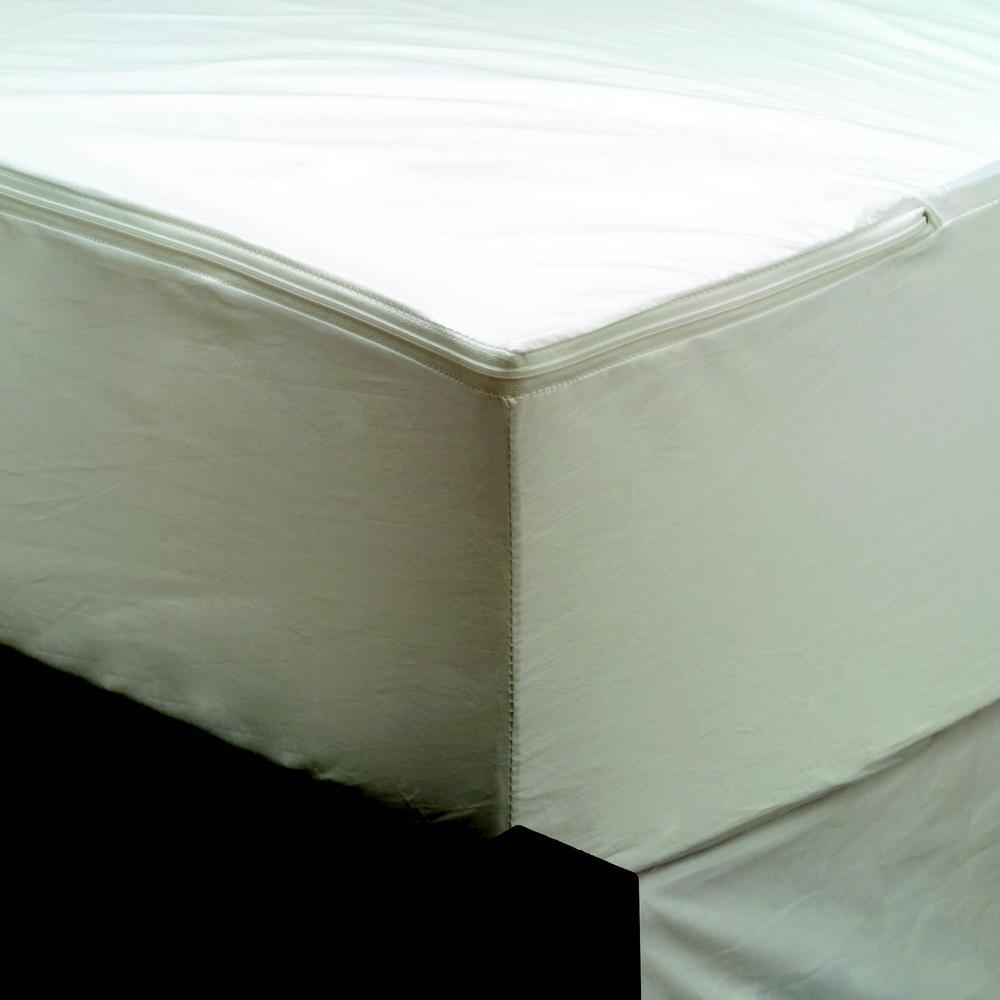 Vinyl Free and Hypoallergenic King Maximum Allergy and Bedbug Waterproof