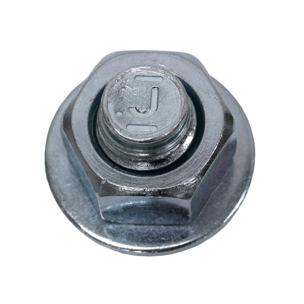 Simpson Strong Tie STB2-253144SS Strong-Bolt 2 Wedge Anchor 1//4 by 3-1//4 304SS 100 per Box