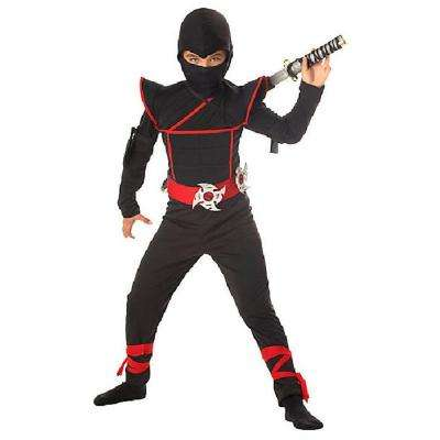 Boys Stealth Ninja Costume
