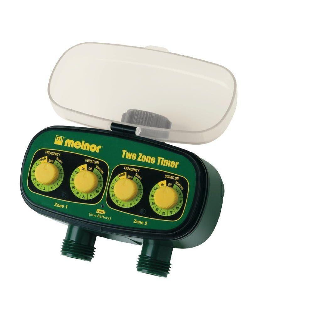Melnor 2-Zone Water Timer-DISCONTINUED
