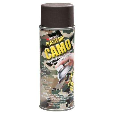 11 oz. Camo Brown Plasti Dip
