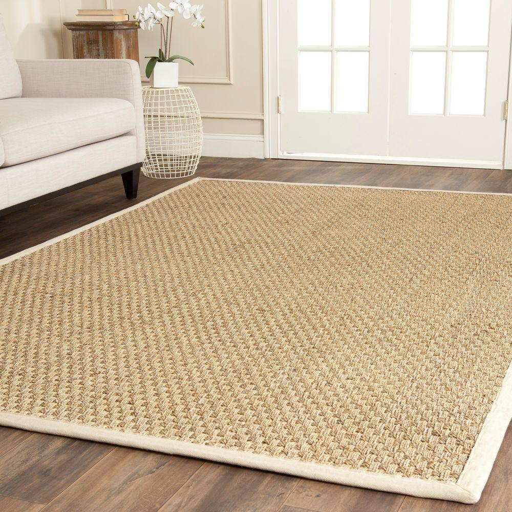 6 X 9 Sisal Area Rugs The Home Depot