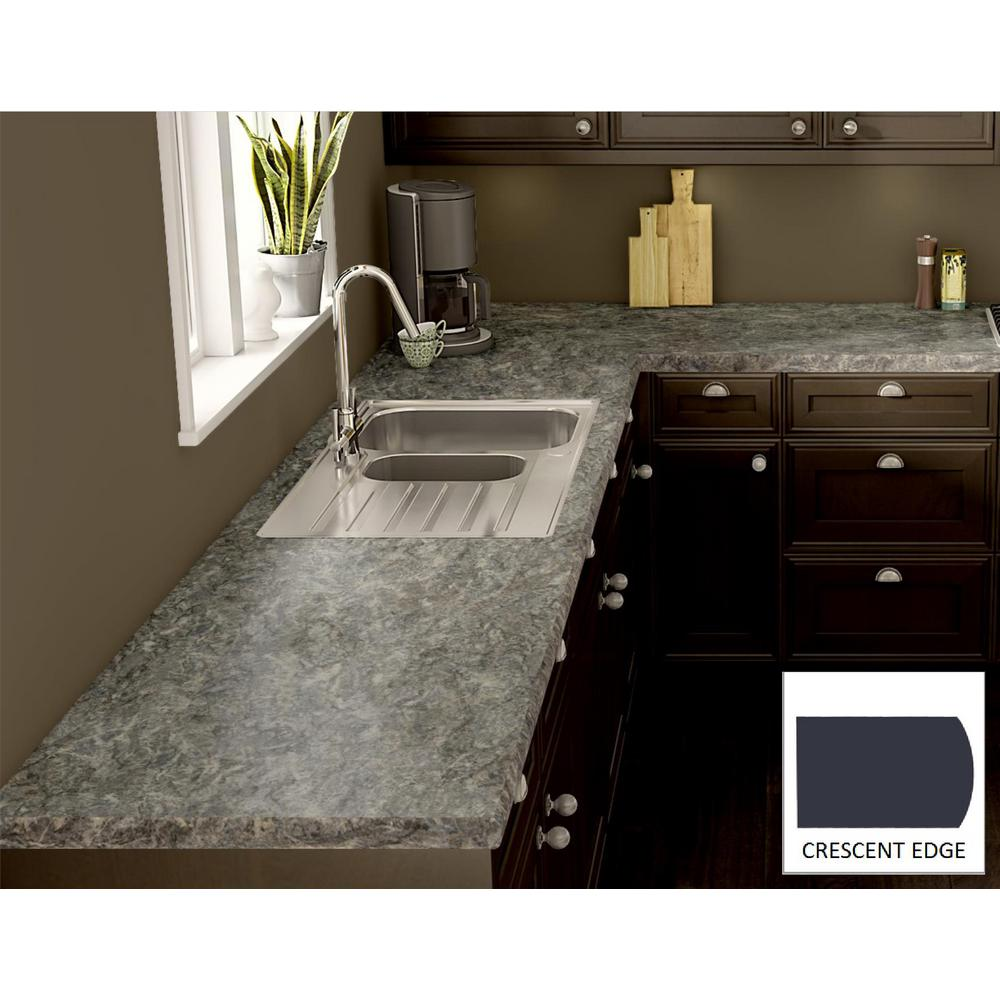 Formica Countertops Product : Wilsonart caf di pesco laminate custom crescent edge c f