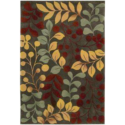 Berry Branch Forest 7 ft. 3 in. x 9 ft. 3 in. Area Rug