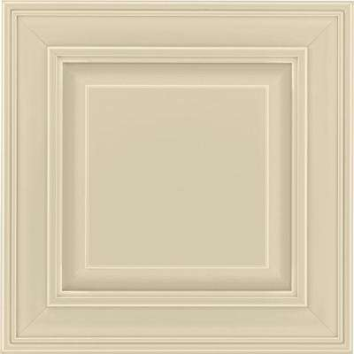 14-9/16x14-1/2 in. Cabinet Door Sample in Savannah Painted Cashmere