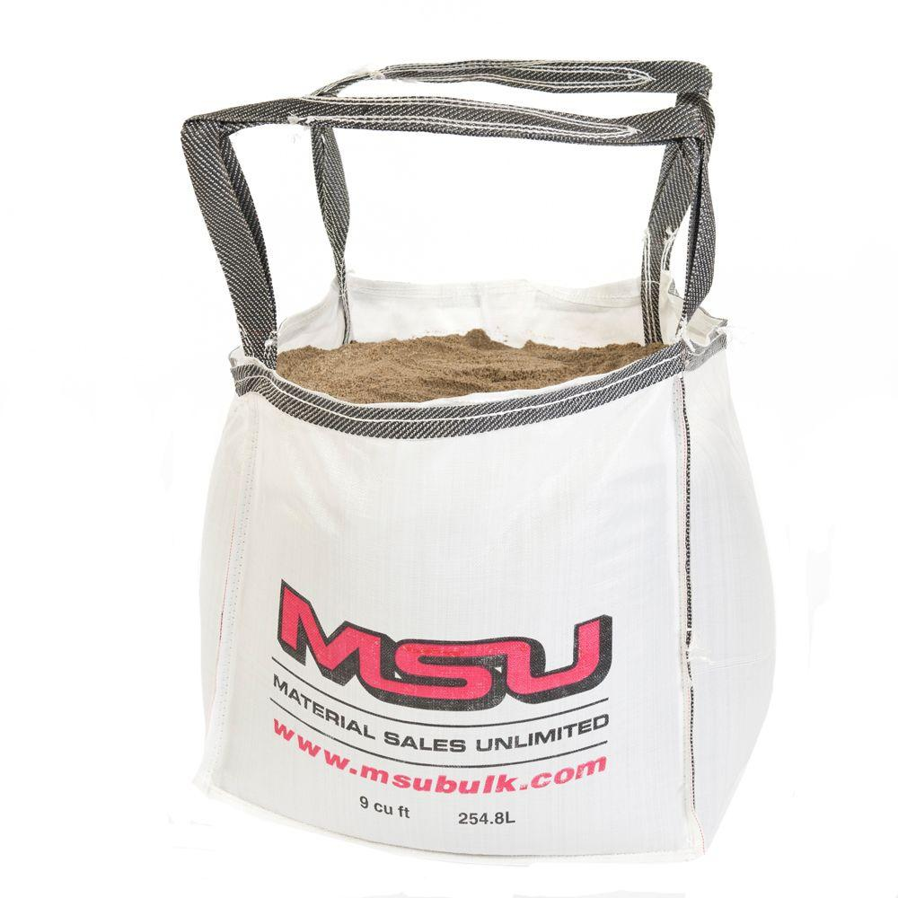 null 1000 lb. 1/3 cu. yard Sand Washed Plaster Stucco Mix