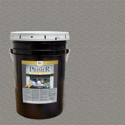 Textured 5 gal. Raw Gray Interior Exterior Bonding Primer Penetrating Anti-Slip