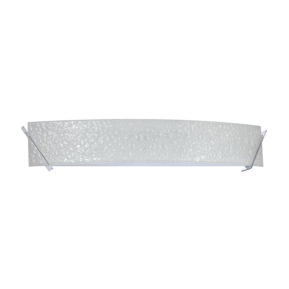 Kendal Lighting Ciopeia 7 Light Ceiling Chrome Incandescent Vanity