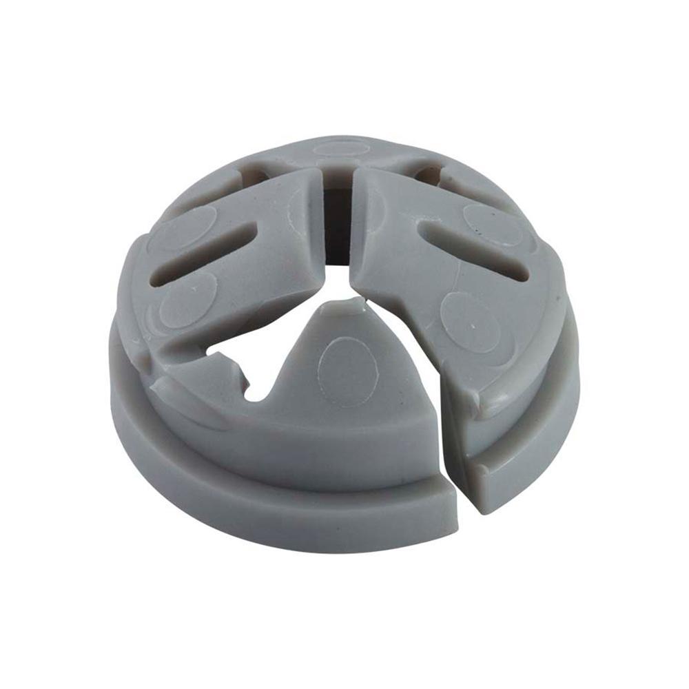 Halex 3/8 in. (1/2 in. KO) Non-Metallic (NM) Push-In Connector (5-Pack)