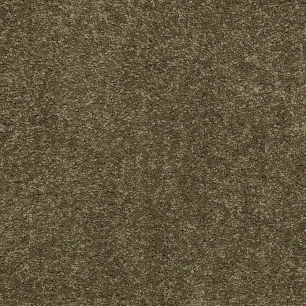 Martha Stewart Living Elmsworth - Color Tadpole Green 6 in. x 9 in. Take Home Carpet Sample