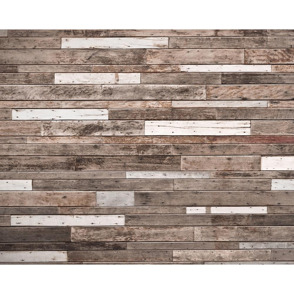 brewster wooden planks wall mural wr50552 the home depot