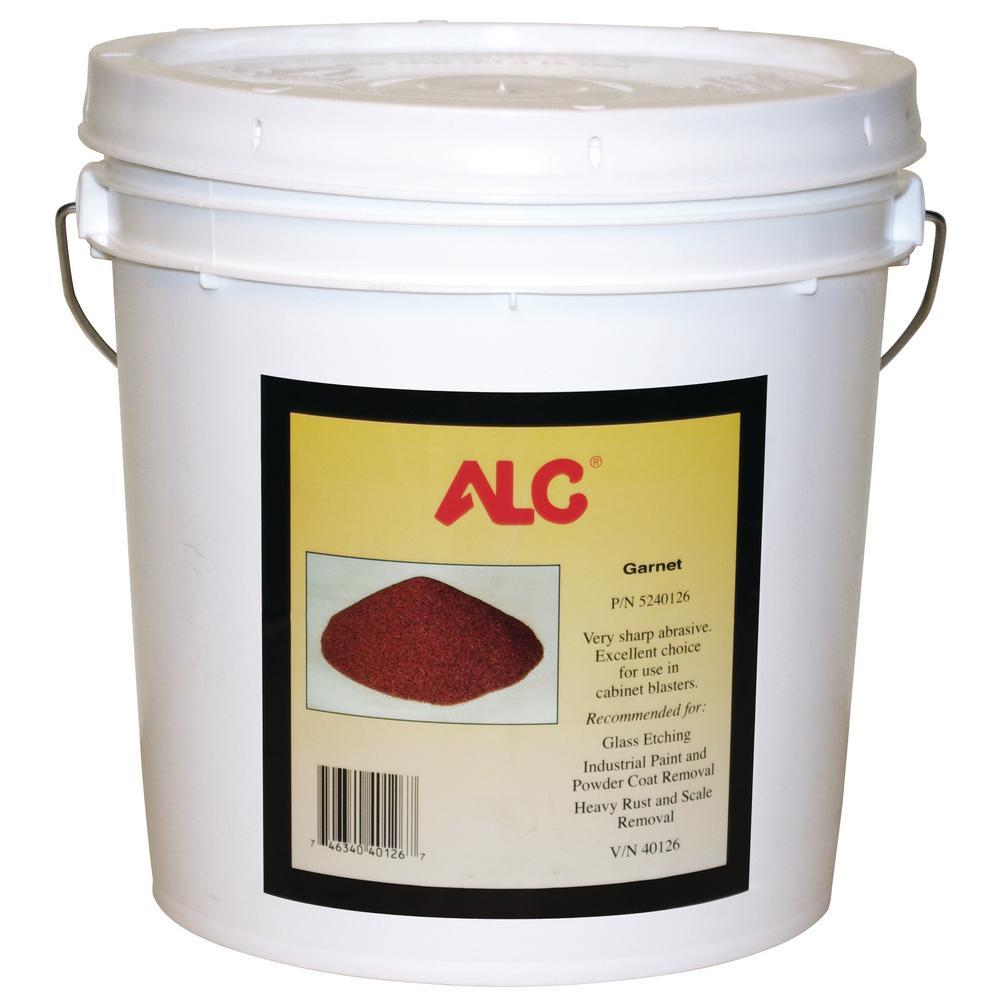 ALC 25 lbs  Garnet Blast Media