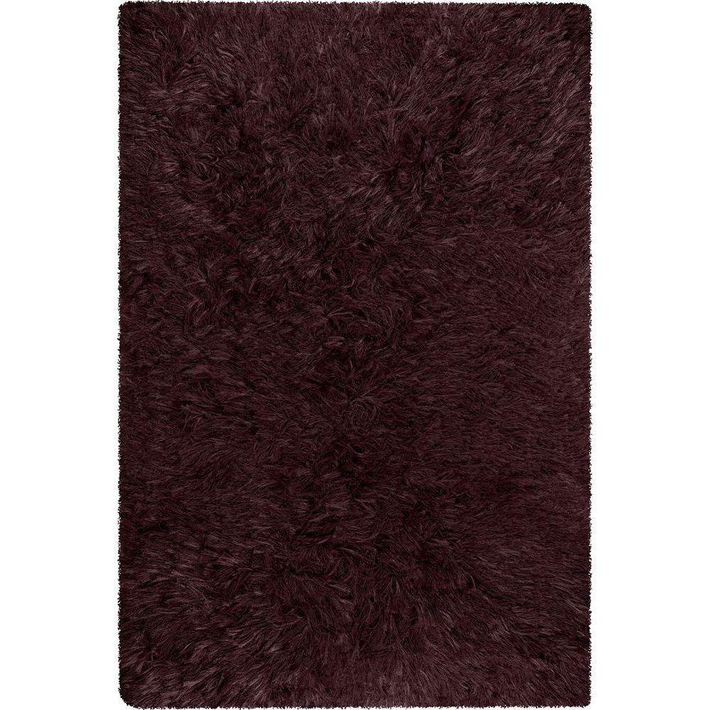 Celecot Plum 9 ft. x 13 ft. Indoor Area Rug