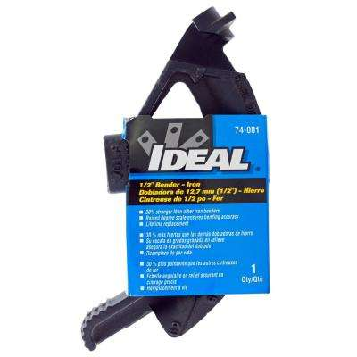 Ductile Iron Bender Head, 1/2 in. EMT