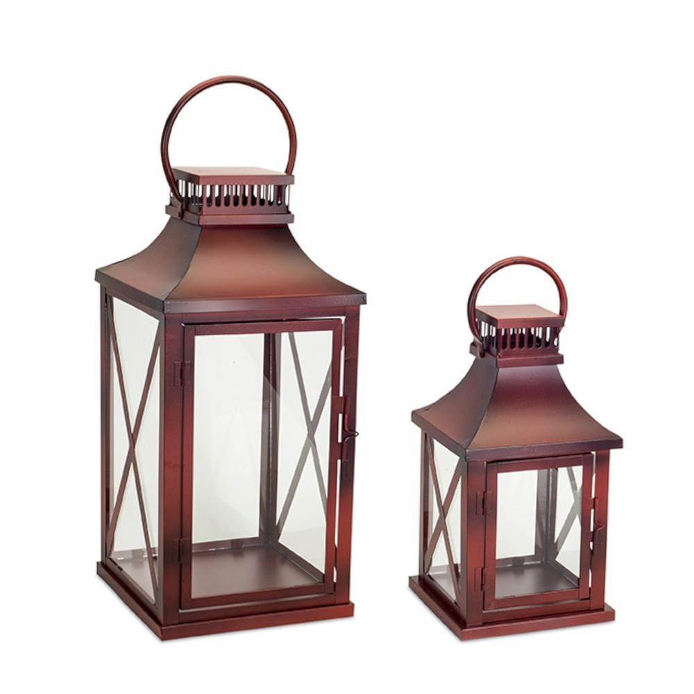 Red Lantern (Set of 2)