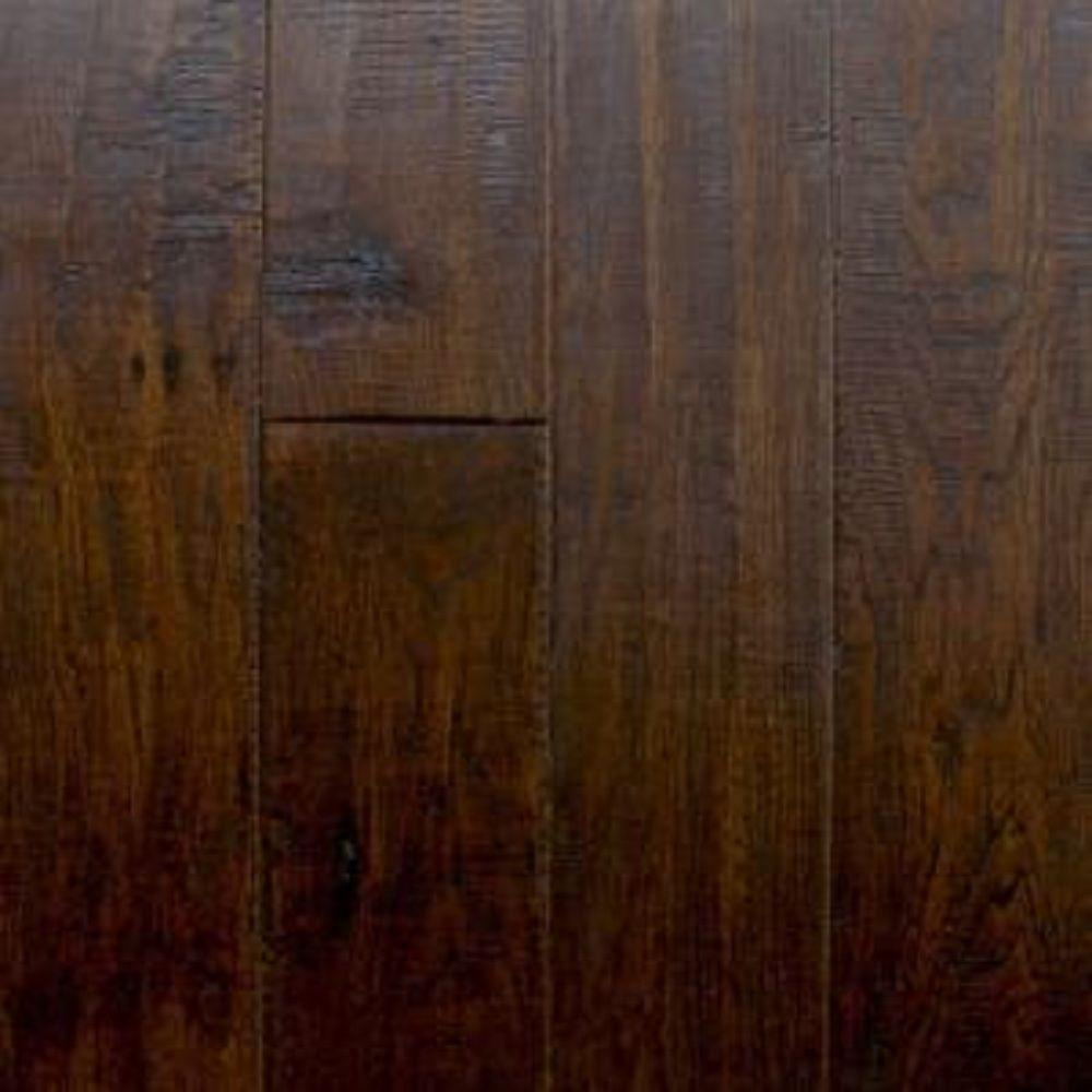 Millstead Flooring Review: Hand Scraped Hickory Chestnut