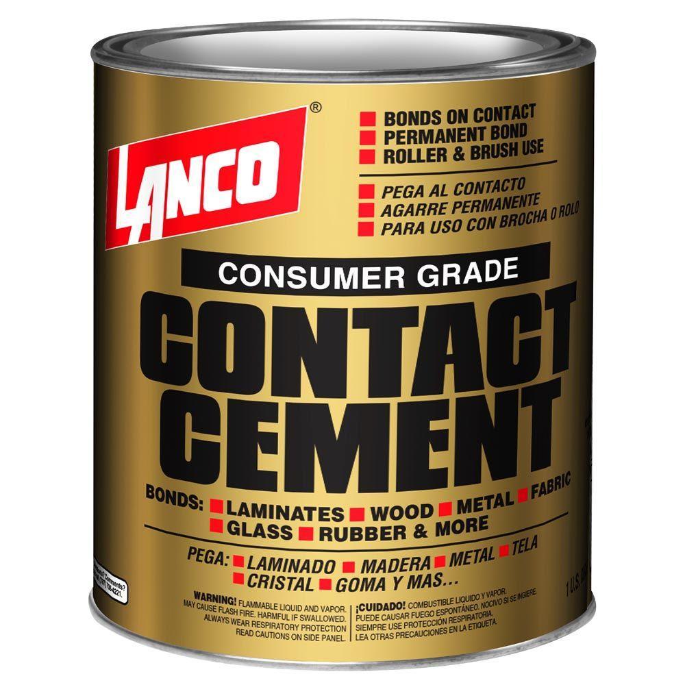 Consumer Grade Contact Cement