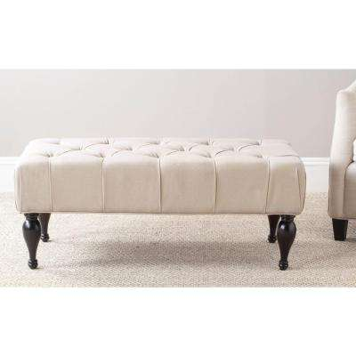 Rupert Taupe Bench